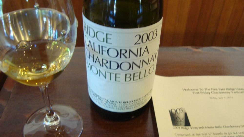 It's all good: A two day extravaganza @ #RidgeVineyards (3/6)