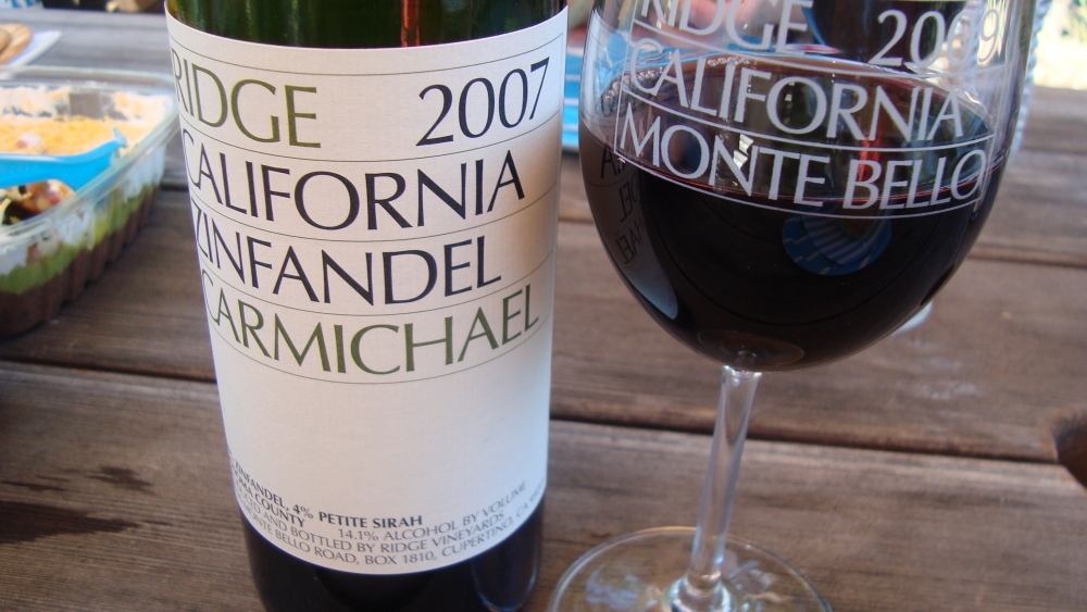 It's all good: A two day extravaganza @ #RidgeVineyards (4/6)