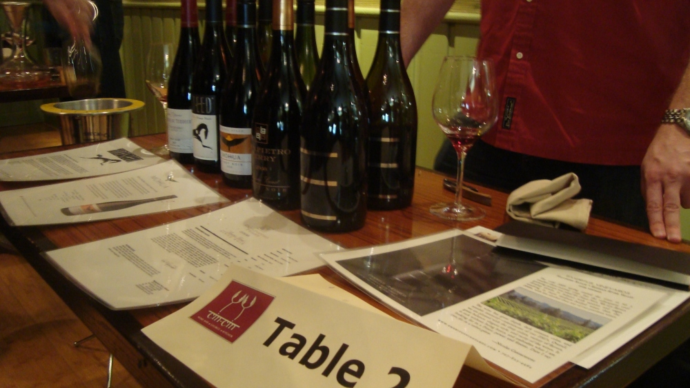 Going Sideways: The Ultimate 2-hour Pinot Noir Tasting (6/6)