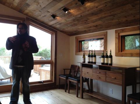 Pinky Strength: The #RidgeVineyards Blogger Tasting (5/6)